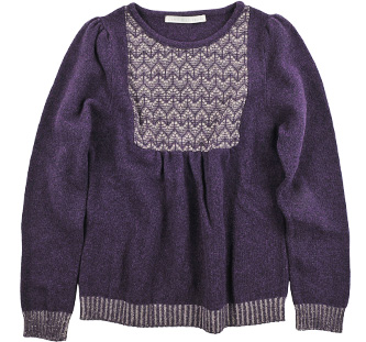 Jackie Sweater - Farbe: berry